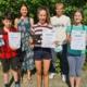 Die Sieger des Mathematik Ferienrätsel 2021